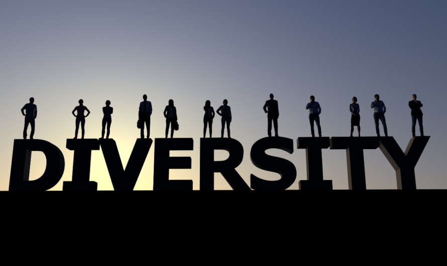 Advocating and Promoting Diversity